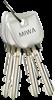 H19(2007)年 ホンダ オデッセイ(RB1) イモビライザーキー合鍵(スペアキー)作成